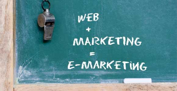 Web + MKT = WMKT