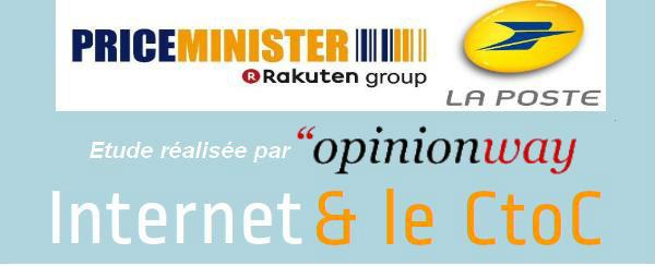 Infographie internet et le CtoC: les tendances 2012