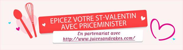 Opé PriceMinister St Valentin
